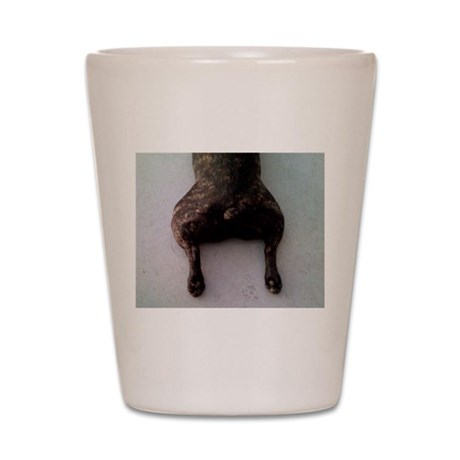 Frog Dog Shot Glass