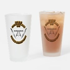 Navy - Rate - FC Drinking Glass