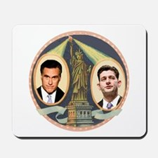 Romney Ryan Mousepad