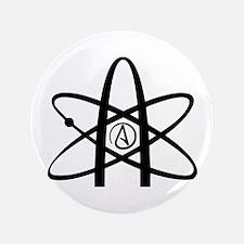 """Atheism Symbol 3.5"""" Button"""