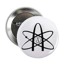 """Atheism Symbol 2.25"""" Button"""