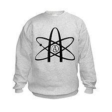 Atheism Symbol Sweatshirt