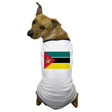 mozambique flag Dog T-Shirt