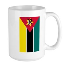 mozambique flag 2 Mug