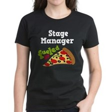 Stage Manager Pizza Tee