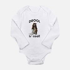 Drool is cool! Infant Creeper Body Suit