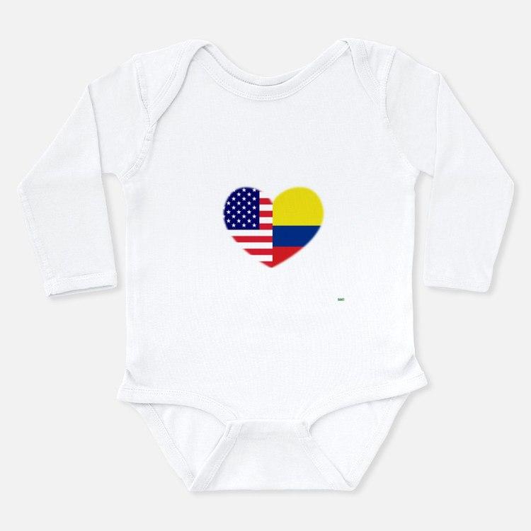 Columbian-American Body Suit