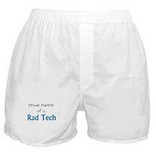 proud parent of a rad tech.PNG Boxer Shorts