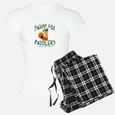 Swamp Fox Paddlers Mascot Pajamas