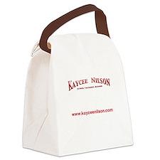 Web Site 2 Canvas Lunch Bag
