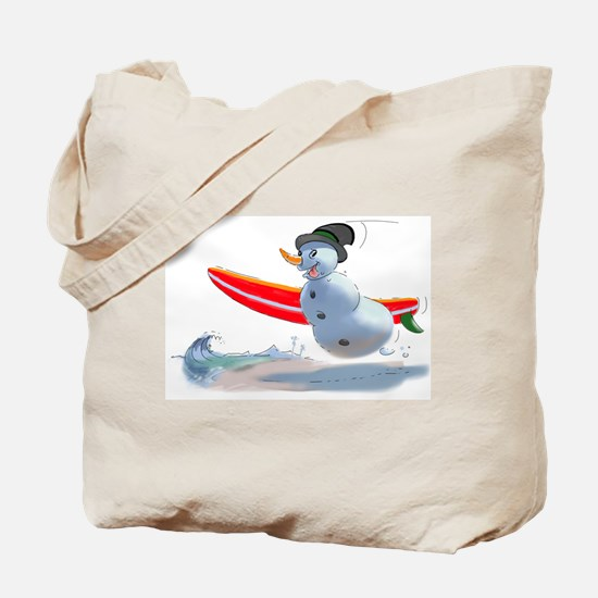 sUrFeR sNoWmAn Tote Bag