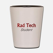 rad tech student.PNG Shot Glass