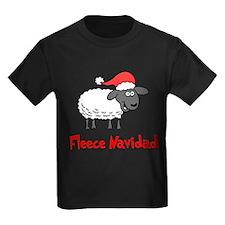 Fleece Navidad T