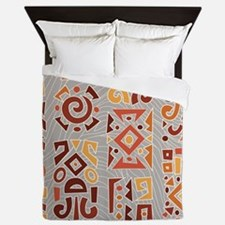 Kente Queen Duvet
