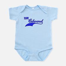 Team Edward Infant Bodysuit