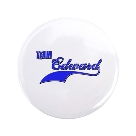 "Team Edward 3.5"" Button"