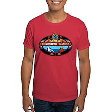 I Survived 12.21.12! Men's T-Shirt
