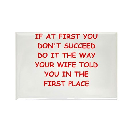 SUCCEED.png Rectangle Magnet (100 pack)