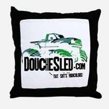 Our ride Throw Pillow