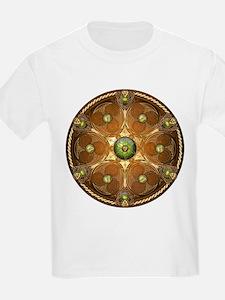 Celtic Shield - Green Chieftain T-Shirt