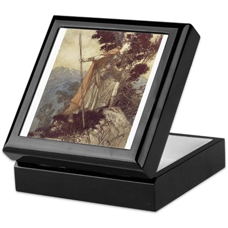 Brunnhilde Keepsake Box