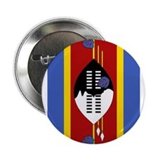 "swaziland flag 2 2.25"" Button"