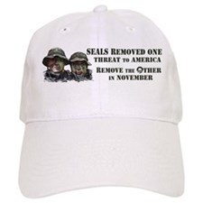 Seals Removed One Threat Baseball Cap