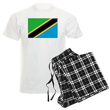 tanzania flag Pajamas