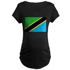 tanzania flag T-Shirt