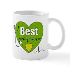 best nursing preceptor green.PNG Small Mug