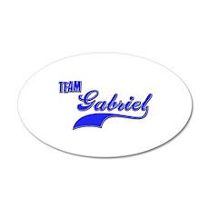 Team Gabriel Wall Decal