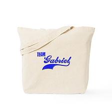 Team Gabriel Tote Bag