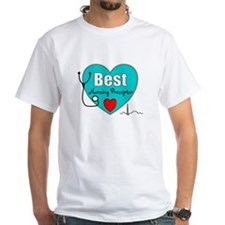 Best Nursing Preceptor blue.PNG Shirt