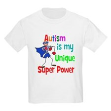 Autism is my Unique Super Power T-Shirt