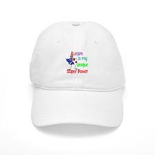 Autism is my Unique Super Power Baseball Cap