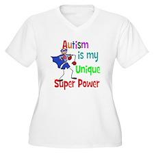 Autism is my Unique Super Power T-Shirt