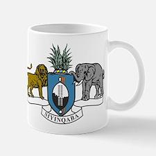 swaziland coat of arms Mug