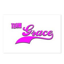 Team Grace Postcards (Package of 8)