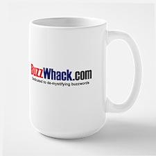 Duck Shuffler Large Mug