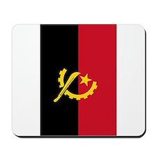angola flag2 Mousepad