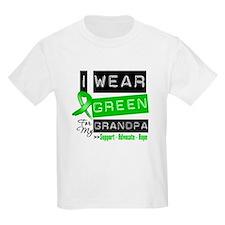 I Wear Green For My Grandson T-Shirt