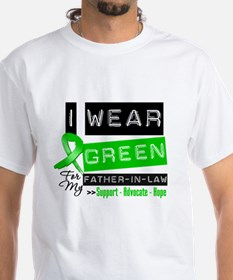 Green Ribbon Father-in-Law Shirt