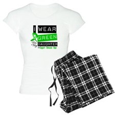 Green Ribbon Daughter Pajamas