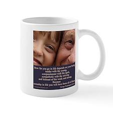 'A spark' Mug
