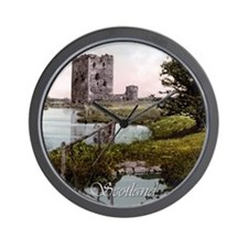 Scotland Threave Castle Wall Clock