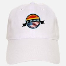 German American 2x Awesome Baseball Baseball Cap