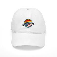 German American 2x Awesome Baseball Cap