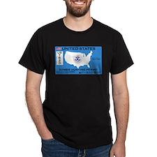 Zombie Hunting Permit T-Shirt