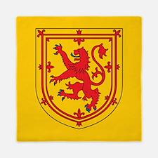 Scotland Emblem Queen Duvet