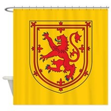 Scotland Emblem Shower Curtain